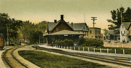 Boston and Maine Railroad Keene Branch